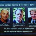 Nobeli majanduspreemia võitsid USA teadlased