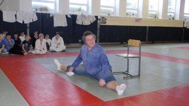 Teksades spagaadi teinud Baruto: harjutada tuleb järjekindlalt iga päev