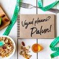 SUUR ÜLEVAADE   Kas kõht jääb tühjaks? Mida üldse süüa võib? Proovisime populaarseid toitumiskavasid ja dieete!