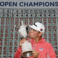 Uus nimi suurte seas: Gary Woodland kerkis golfi US Openi võitjaks