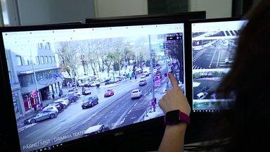 EKSPERIMENT | Pane tähele! Igaüks võib liikluskaamerate kaudu sinu liikumisi jälgida