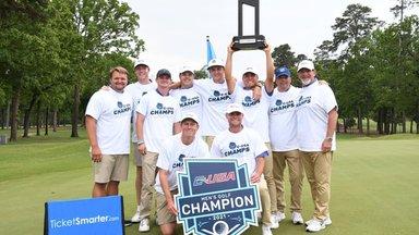 Kevin Christopher Jegers tegi USA-s Eesti golfi ajalugu