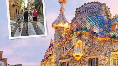 Barcelonat on lihtne armastada: see on hea ilmaga mõnus koht, kus ei pea aklimatiseerumiseks liigselt pingutama
