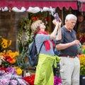 Turistide huvi Eesti vastu on sel suvel oluliselt kasvanud