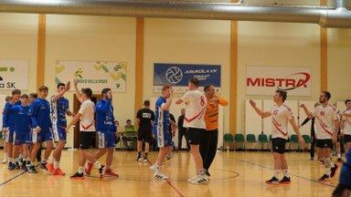 Meeste käsipalli karikavõistlustel algavad veerandfinaalid