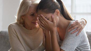 Kui lapsel on enesetapumõtted | Ema: tekib jõetu tunne, kui su laps on kaotamas reaalsustaju ja sa ei saa mitte midagi teha