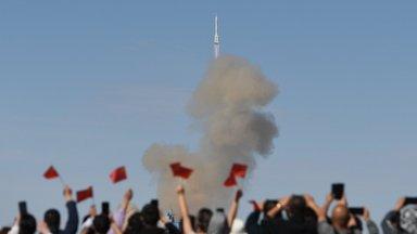 Hiina uus tuumarelv teeb Maale tiiru peale ja tabab siis sihtmärki
