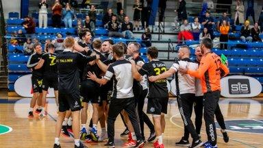 HC Tallinn alistas võimsa lõpuga Leedu meistri ning pääses eurosarjas edasi