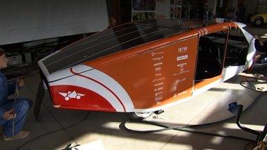 ВИДЕО | В пятницу в Тарту представят эстонский электромобиль на солнечных батареях