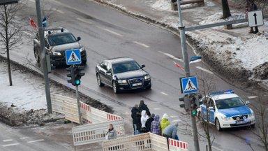 ФОТО | Бывший служебный автомобиль Тоомаса Хендрика Ильвеса выставлен на продажу