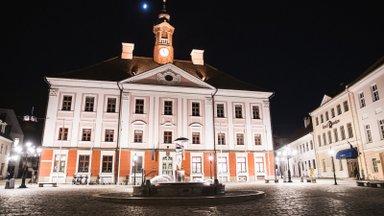 VALIMISKONTROLL   Kas Isamaa võimule tulekul Tartus saabki heade mõtete linnast Eesti vabariigi pealinn?