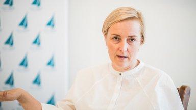 Kristina Kallas: valitsuse otsused uute piirangute osas tulid liiga hilja