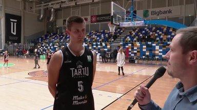DELFI VIDEO | Hendrik Eelmäe Tartu Ülikooli seisust: midagi peab muutma, et võidud hakkaksid tulema