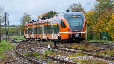 В Ида-Вирумаа погиб попавший под поезд 33-летний мужчина