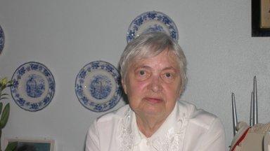 Eesti Wabariigi vääriline daam. 93-aastasena lahkus moekunstnik Lygia Habicht