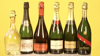 VIDEO | Veinisommeljee proovib vahet teha šampanjal ja vahuveinil! Kas hea maitse eest peab reeglina hingehinda maksma?