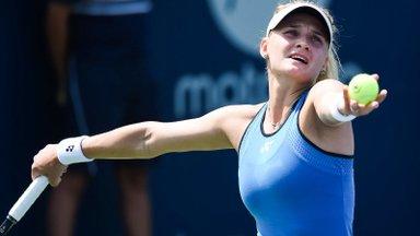 Украинская теннисистка пошла на конфликт с американской публикой