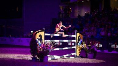 FOTOD | Horse Show täitis Saku Suurhalli publiku, hobuste, meeleolukate hetkede ja uhkete etendustega