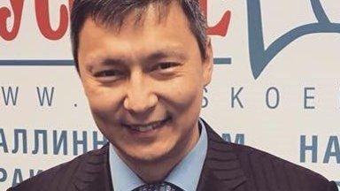 """Новогоднее поздравление мэра Таллинна Михаила Кылварта слушателям """"Русского Радио"""": давайте верить и быть сильными!"""