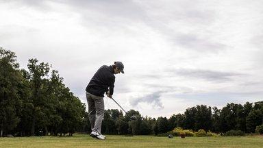 Golfi meistrivõistluste avapäev: üks praegune ja kaks endist koondislast liidrikohal