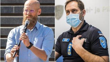 Varro Vooglaid pööras PPA peadirektori faktivea oma meeleavalduse teavituskampaaniaks