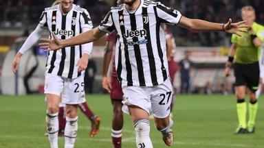 Juventus on tõusnud võidulainele, võidukas ka tiitlikaitsja Inter