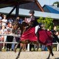 Andekas Eesti ratsanik hakkab õppima maailmakuulsate sportlaste käe all