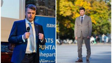 PÄEVA TEEMA | Urmas Reinsalu: Isamaa on valmis ühinenud koalitsiooniks Tallinnas
