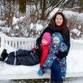 Kahe väikelapse ema Kristi Saare: tänasin oma mineviku-mina, et ta oli tubli olnud, sain stressita lastega kodus olla nii kaua, kui tahtsin