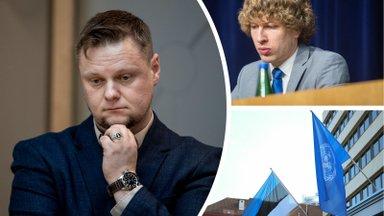 PÄEVA TEEMA | Simmo Saar: kuulujutud Tanel Kiige välisministriks saamisest tekitavad judinaid