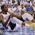 VIDEO: Kevin Duranti möödavise läks NBA-mehele kalliks maksma