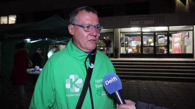 VIDEO   Tarmo Tammiste Narvast: Keskerakond ei välista koostööd ühegi teise erakonnaga