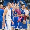 FOTOD   Kalev/Cramo juhtis viimasel veerandil Zeniidi vastu kolme punktiga, kuid VTB liiga esimene võit jääb ikka ootele