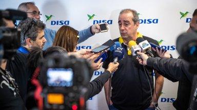 BASKET TV | Eksklusiiv! Mida arvab Tenerife peatreener Jõesaarest ja kui karmilt hindas isa kaotusega lõppenud debüüti?