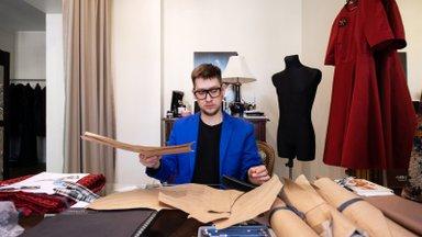 Kirill Safonov näitab moenädalal väga erilist kollektsiooni: tahan tuua esile iga naise kordumatu ilu