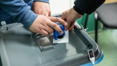 Самая низкая явка избирателей на местных выборах — в Ида-Вирумаа