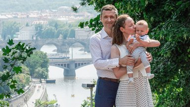 Prahast armastuse leidnud eestlanna: oma pojale saame pakkuda õnnelikku mitmekultuurset lapsepõlve