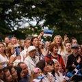 ФОТО: Таллинн отметил День восстановления независимости большим концертом