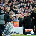Kahel korral City vastu juhtima läinud Liverpool jäi võidust ilma