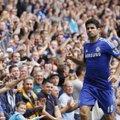Costa vedas Chelsea taas võidule, Southampton jätkab liidri kannul