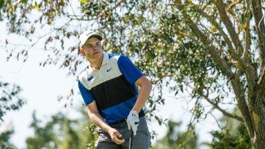 Eesti golfar hoiab EMi avapäeva järel kõrget kohta