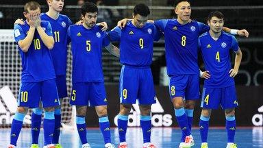 Конец сказки для сборной Казахстана
