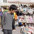 Hiina turistid sularaha ei kasuta ning võivad Eestis maksetega hätta jääda